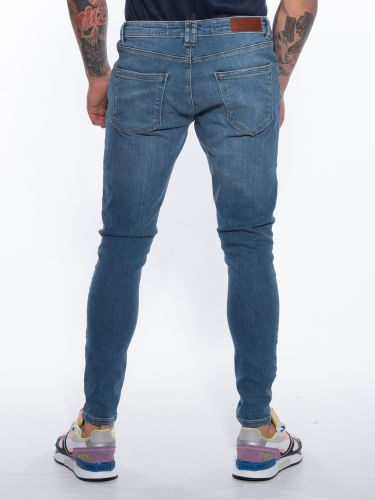 GABBA Jean Trousers Iki K3870 P5275 Blue