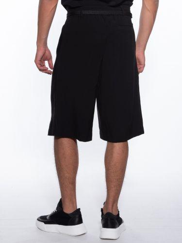 XAGON MAN Bermuda shorts ZBE300 Black