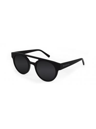 WEAREEYES Γυαλιά ηλίου VECTOR 2 BLACK SHINY Μαύρο σκελετό-μαύρο φακό