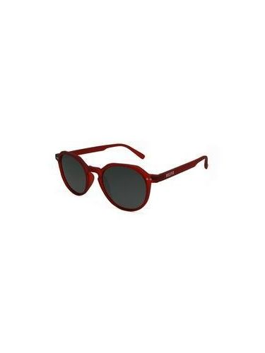 WEAREEYES Sunglasses RELIVE RED Red frame-green lens