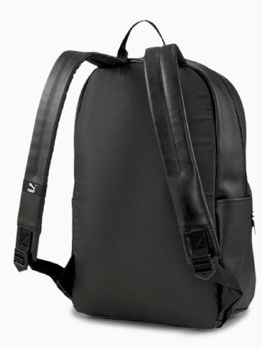 PUMA Backpack 078492 01 Originals PU Black - Gold