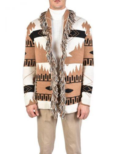 XAGON MAN Knitted cardigan...