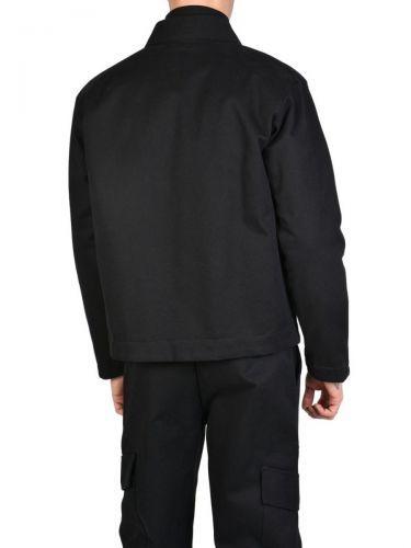 XAGON MAN Fabric jacket 1ZXAG33 Black