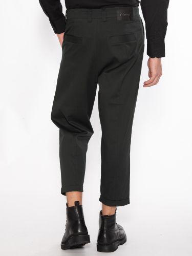 19 ATHENS Chino Trousers X21-1014 Khaki