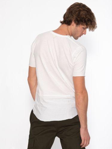 19 ATHENS T-shirt X21-1004 Λευκό