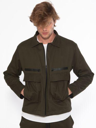 XAGON MAN Fabric jacket...
