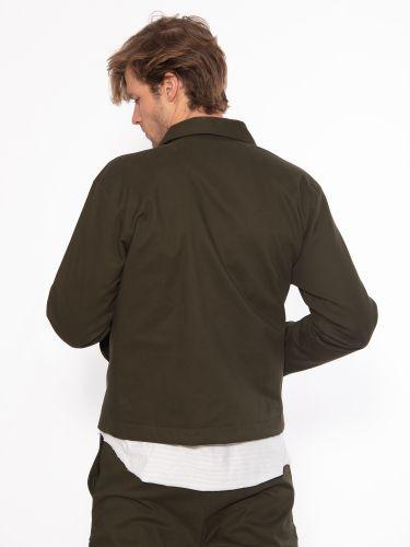 XAGON MAN Fabric jacket 1ZXAG33 Khaki