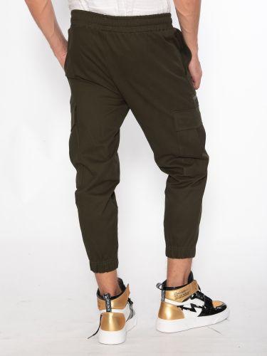 XAGON MAN Cargo Trousers CARGO 1ZXAG23 Khaki