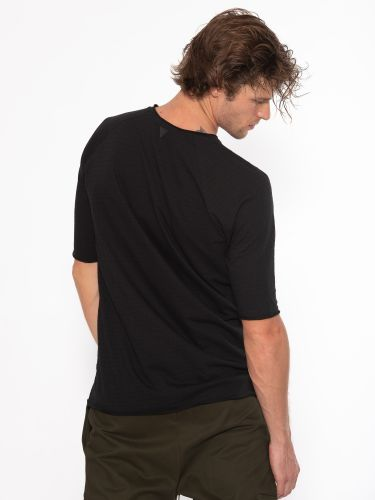 19 ATHENS T-shirt X21-1003 Black