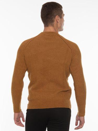 GABBA Blouse - Sweater Artic Boucle P5531 Brown - Bronze