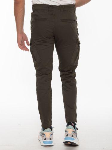 GABBA Cargo Trousers PISA K3280 Dale P5745 Khaki