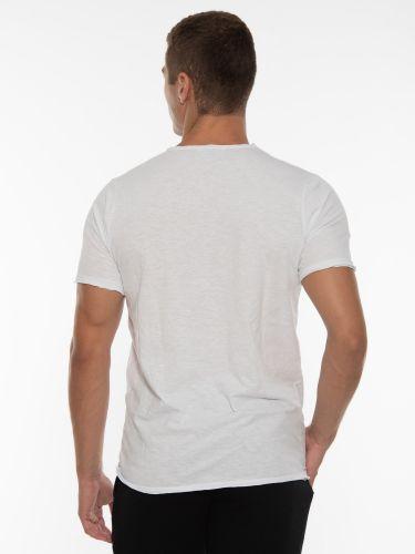 OVER-D T-shirt OT1F2W1T06 Λευκό