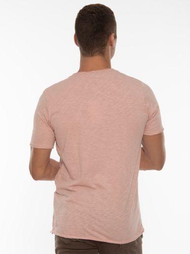 OVER-D T-shirt OT1F2W1T06 Pink