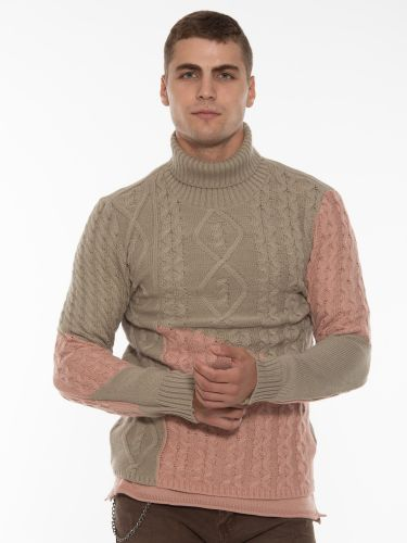 OVER-D Knitted pl...