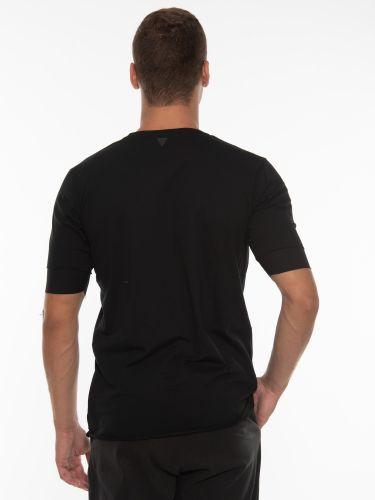 19 ATHENS T-shirt X21-1005 Μαύρο
