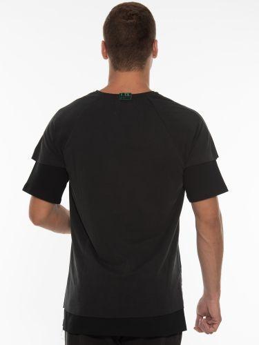 1.IX T-shirt X21-1.IX1007 Black