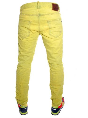 Reign jean wudy denim yellow