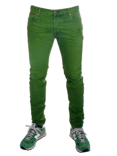 Reign jean wudy denim πράσινο