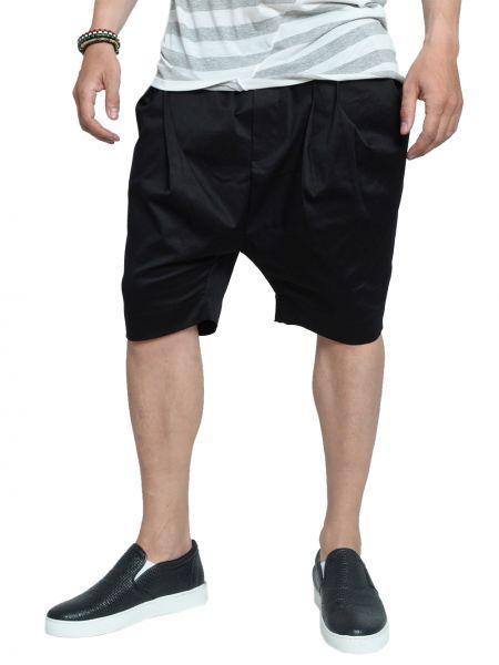 LAK chino shorts MS15403403 black