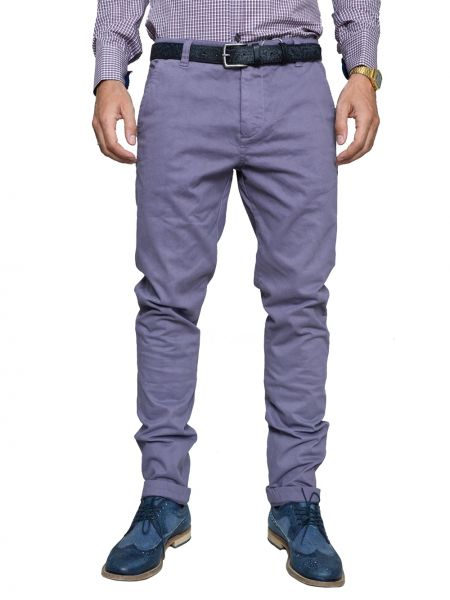 The Project chino pants H5PA605CO purple