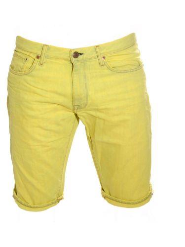 Reign βερμούδα prince short κίτρινο