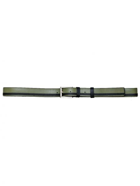 Gad Accessories belt B145/1/30 khaki-black