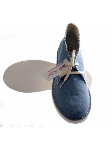 Wally Walker παπούτσι Chukka jean