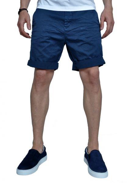 Fifty Carat chino shorts 8-665.059 navy blue