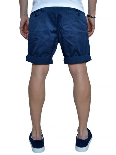 Fifty Carat chino shorts 8-665.059 navy blue