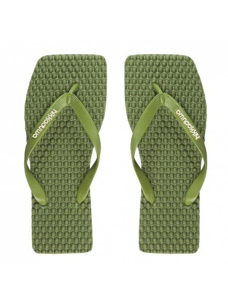 Hikkaduwa σαγιονάρες REFLEXOLOGY πράσινες