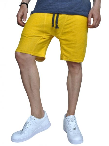 THE PROJECT shorts H7SH991CO yellow