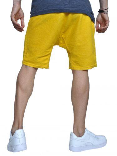 THE PROJECT μακό βερμούδα H7SH991CO κίτρινη