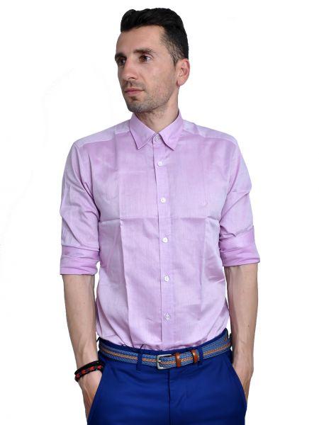 NO NAME πουκάμισο 325111306/16 ροζ