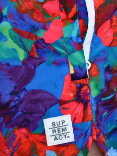 Supremacy μαγιό CHAMP multicolor