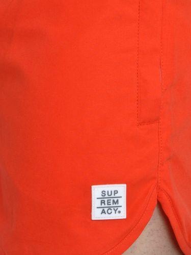 Supremacy swim shorts ROCKET red
