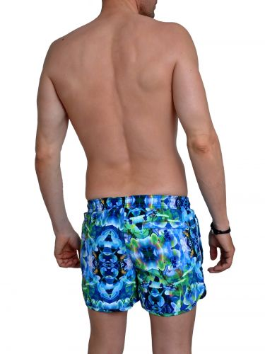 Supremacy swim shorts VICTOR multicolor